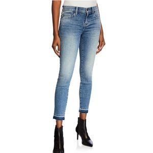 Current / Elliott Stiletto Raw Hem High Rise Jean